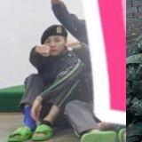 GD傷了腿之後,又傷了手臂?在軍隊裡過得還好嗎T^T