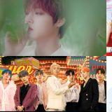 BTS防弹少年团对朴志训、MAMAMOO 对 TWICE 《2019 SOBA》人气奖战况激烈!