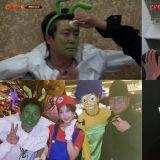 《新西遊記》宣傳大使啊!李壽根連續兩年在SM萬聖節派對上,裝扮了他在《新西遊記》的角色!