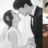 李必模昨日(9日)舉行婚禮!《松藥局的兒子們》孫賢周擔任司儀 韓尚進、池昌旭也出席