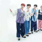 防彈少年團穿韓服帶來2018新年祝福:「健康幸福,世界和平」