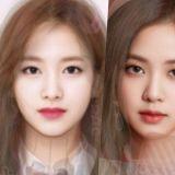 三大所屬社的女團平均臉!全都像CG一樣好看啊~