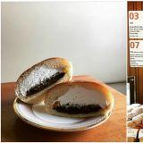 【延南洞美食】不留一丝缝隙的鲜奶油红豆面包,一剥开就爆炸的满满内馅!