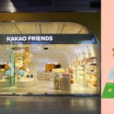 「Kakao Friends台灣旗艦店」22日在信義區開幕啦!還有台灣限定款商品:騎著機車、戴安全帽的Ryan!
