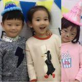 大发会长3岁生日快乐!生日派对上与女朋友和姊姊们的合照表情大不同啊!
