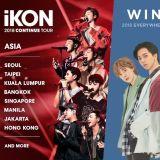 8月演唱会总整理!GOT7 & iKON & WINNER & Red Velvet都有开哦!