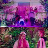 CLC新歌《鬼怪》MV预告片公开! 乖乖女变炫酷「太妹」