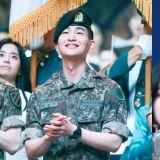 粉丝行善为温流庆生!「因他在军中的优秀表现而获得勇气」