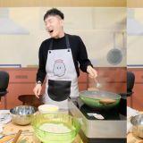 以BTOB李昌燮为基准的一汤匙盐、两汤匙蒜泥...煮出的「年糕饺子汤」!网友:完全是海水的水准啊  XD