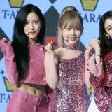 T-ara隔空喊話王思聰,香蕉娛樂出面否認謠言