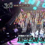 韩综《300X2》Seventeen与克拉Very NICE合唱现场气氛超high