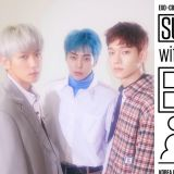 EXO-CBX将举行首次Fan Meeting!将於下月4、5日登场 本月19日门票贩售