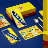 食品界王者「不倒翁」推周邊商品:咖喱變手機殼!環保袋也好想要啊~