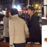 《The Package》郑容和&李沇熹港口边的吻戏花絮…导演你想对我们家容和做什么???