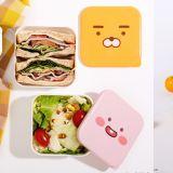 韩国大创与Kakao Friends合作推出新品!从便当盒到碗碟全都超可爱❤