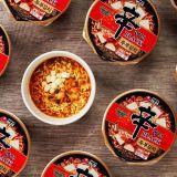 農心推出新口味《豆腐泡菜辛拉麵》