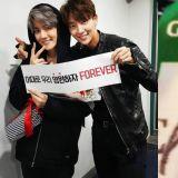 「賢兒是最棒的!」李準基公開EXO演唱會後台認證照