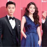 「第13届首尔国际电视节」红毯照!朴叙俊、李宝英、刘以豪和蔡贞安等明星出席!