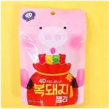 新款《胖胖福氣豬軟糖》上市,一次可以吃到4種口味喔!