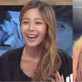 「强势姊姊」Jessi的浓妆与淡妆对比!这也让网友纷纷表示:「淡妆好好看很清纯!」