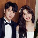 恭喜崔敏焕&律喜终於补办婚礼! 最新公开的婚纱照也超美啊