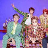 恭喜BTS防彈少年團!第四支破七億 MV〈IDOL〉今日誕生