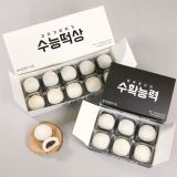 韓國7-11便利店最近有什麼好吃的?來吃下祈求好運的紅豆大福吧!