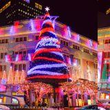 【打卡景點】聖誕節首爾打卡新地點:這麼美的聖誕樹還是第一次見