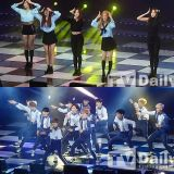 「MBN Hero Concert」EXID热舞High翻 Apink青春无人敌