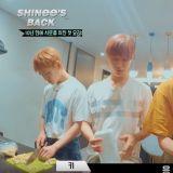 《SHINee's BACK》十年来首次一起做料理!谈及往事让成员们无限感慨