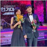 孔晓振与姜河那重现甜蜜瞬间!《山茶花开时》成KBS今年最大赢家