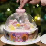 「KAKAO FRIENDS」與冰淇淋品牌聯名合作,推出聖誕節蛋糕!每一款都超可愛的啊!