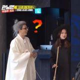 《Running Man》艺能新手安孝燮超紧张「没事就傻笑」是因为公司有叮咛~?