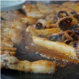 首爾九里站美食推薦 - 東雨家的辣炒小章魚超好吃