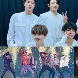 【男团品牌评价】BTS防弹少年团卫冕 EXO、SEVENTEEN 分夺二、三名