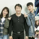 MBC新劇《過來抱抱我》張基龍、秦基周等劇本閱讀照公開!比心很可愛吧~