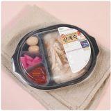 夏季必吃!韓國7-11推出《蔘雞粥》除了雞胸肉外還送三種小菜!