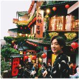 Kevin Woo 惊喜现身台湾九份,说不定欧巴就在你身边!