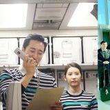鄭珍雲當空少,Girl's Day Yura和DIA奇熙賢當空姐,體驗空乘工作!