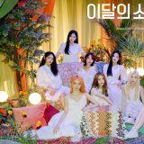 本月少女打入告示牌广播榜 韩国女团史上第三组!