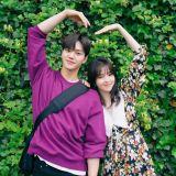 宋江&韓韶禧主演人氣漫改新劇《無法抗拒的他》今日首播!2021夏天最令人期待的CP來了~