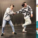 最尴尬的两人合体啦!Super Junior神童&东海共同担任MC,主持全新偶像节目!