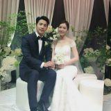幸福美好的生活刚开始!金素妍李尚禹婚礼照曝光  世上最幸福最温馨的婚礼