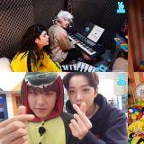 Wanna One突襲直播! 16分鐘收穫600萬愛心,還透露「週五有神秘節目」