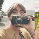 韓網票選「最希望他舉辦攝影展的愛豆」防彈少年團V獲得第一位!那你想看誰舉辦攝影展呢?