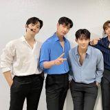 終於等到完整體出演!即將回歸的 2PM 今日參與《認識的哥哥》錄製,期待這集播出~