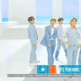 BTS 防彈少年團登上美國 NBC《Today Show》的精采表演舞台全公開!