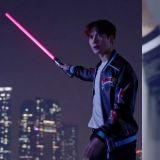 「推港官」GOT7 Jackson拍的香港旅游宣传片,其实是科幻动作片?