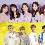 TWICE、BTS防彈少年團日本影響力強大 打入 Oricon 年度榜單前五名!
