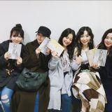令人感動的姐妹情!Red Velvet 凌晨為太妍應援